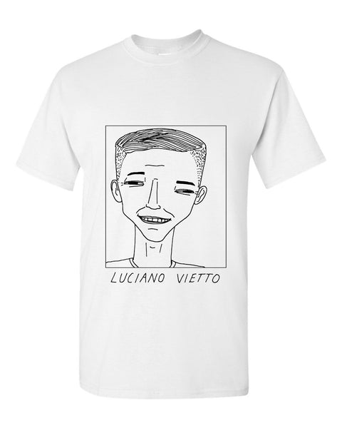 Badly Drawn Luciano Vietto T-shirt - Fulham FC