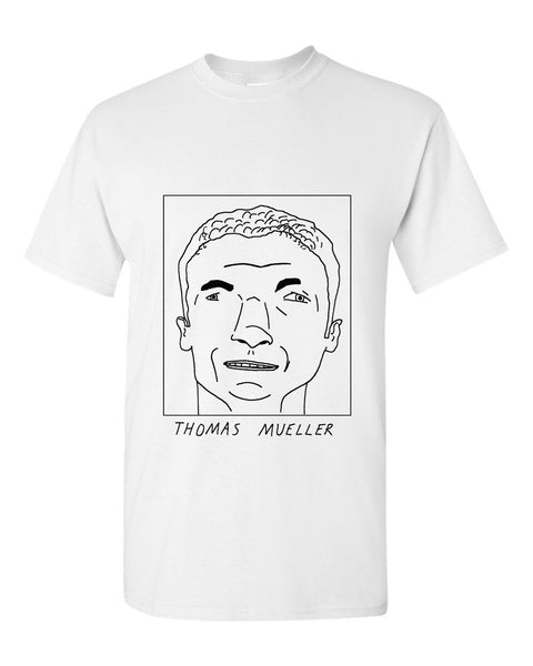 Badly Drawn Thomas Mueller T-shirt