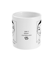 Load image into Gallery viewer, Badly Drawn Footballers Mug - Papy Mendy