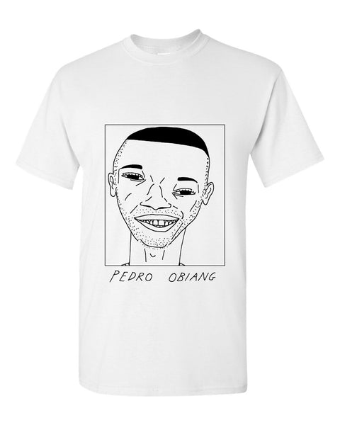 Badly Drawn Pedro Obiang T-shirt - West Ham United FC