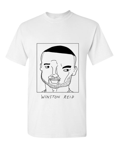 Badly Drawn Winston Reid T-shirt - West Ham United FC