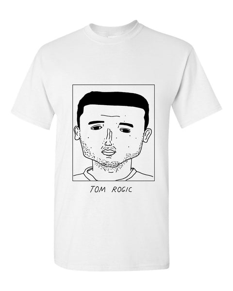 Badly Drawn Tom Rogic T-shirt - Celtic FC