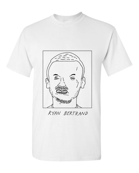 Badly Drawn Ryan Bertrand T-shirt - Southampton FC