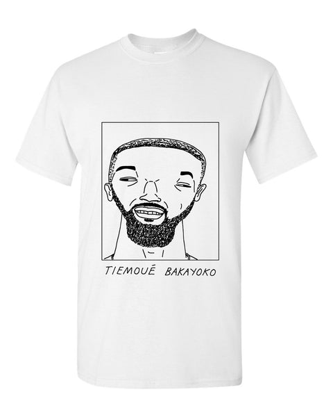 Badly Drawn Tiemoue Bakayoko T-shirt - Chelsea FC
