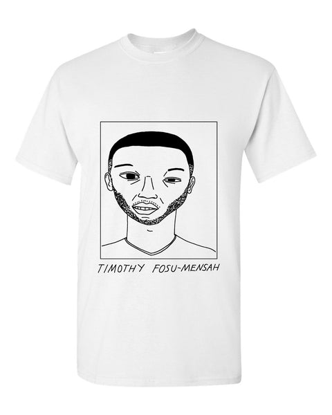 Badly Drawn Timothy Fosu-Mensah - Crystal Palace FC
