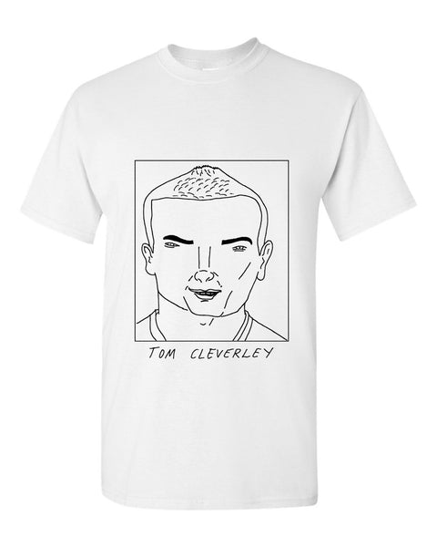 Badly Drawn Tom Cleverley T-shirt - Watford FC
