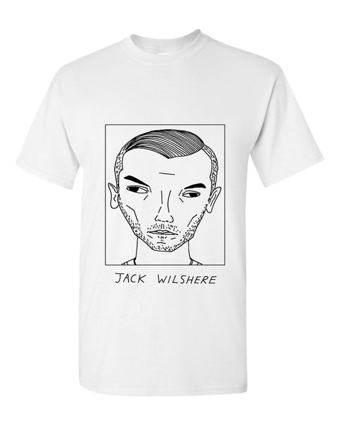 Badly Drawn Jack Wilshere T-shirt - West Ham FC