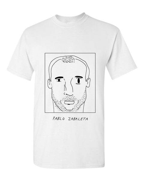 Badly Drawn Pablo Zabaleta - West Ham United FC