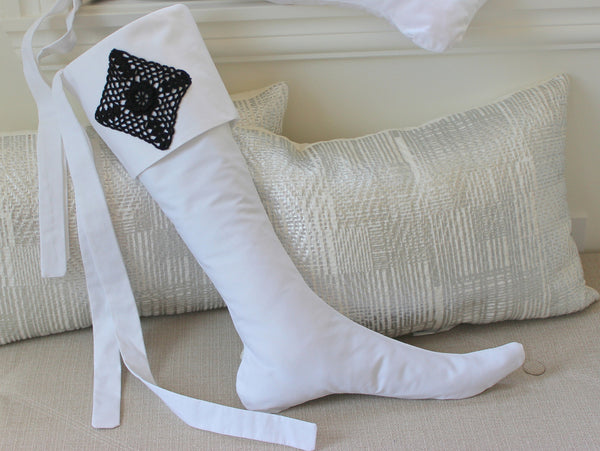Antoine - Couture Christmas Stocking