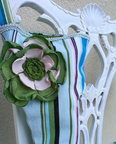 Daisy - Boho Chic Christmas Stocking