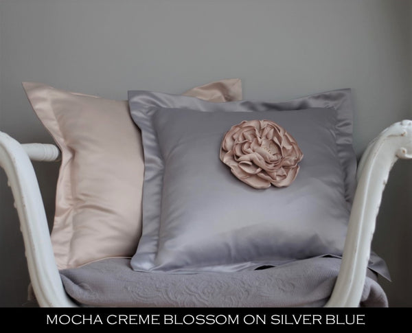 Florence - Mocha Crème Cushion Cover
