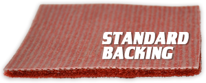 Standard Backing Option