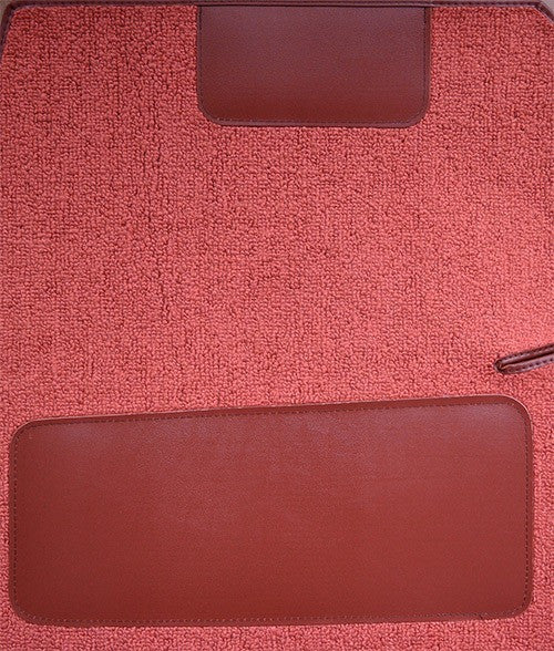1950-1952 Chevrolet Bel Air 2 Door Hardtop Bench Seat Flooring [Complete]