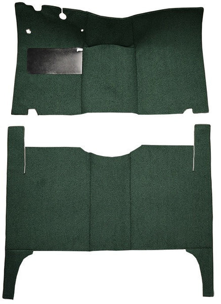 1952-1954 Ford Customline 4 Door Sedan Flooring [Complete]