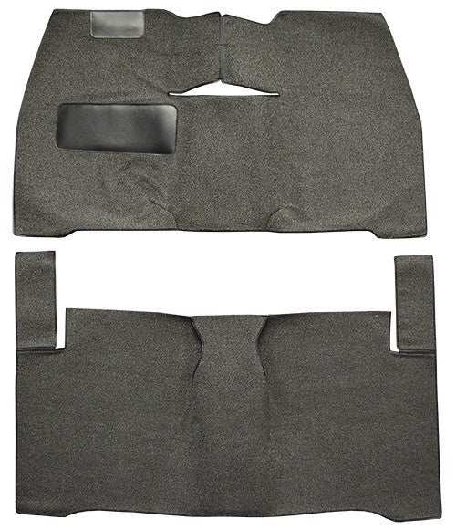 1953-1954 Chevrolet Two-Ten Series 2 Door Coupe Flooring [Complete]