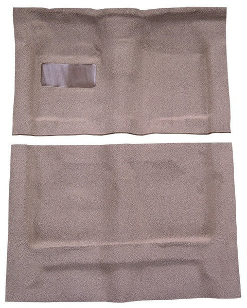 1961-1962 Oldsmobile Dynamic 2 Door Hardtop Auto Ben Seat without Console Flooring [Complete]