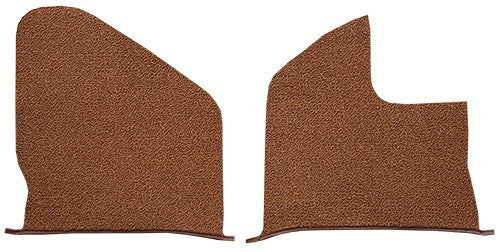 1963-1964 Chevrolet Biscayne Inserts with Air Flooring [Kick Panel]