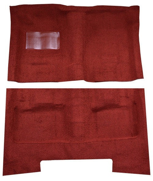 Carpet Replacement For 57 58 Chrysler Imperial Complete Capcity Interiors