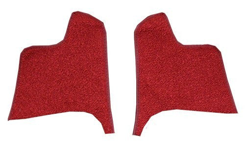 1963-1967 Chevrolet Corvette Inserts Flooring [Kick Panel]