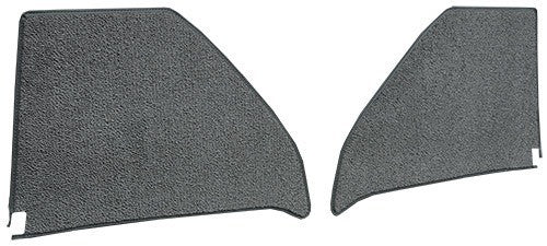 1964-1966 Chevrolet K20 Pickup Inserts with Cardboard Flooring [Kick Panel]