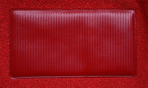 1965-1970 Cadillac DeVille Coupe 2 Door Flooring [Complete]