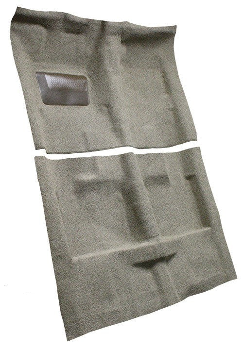 1962-64 Plymouth Savoy 2 Door 22-Gunmetal Gray Carpet for Automatic Transmission