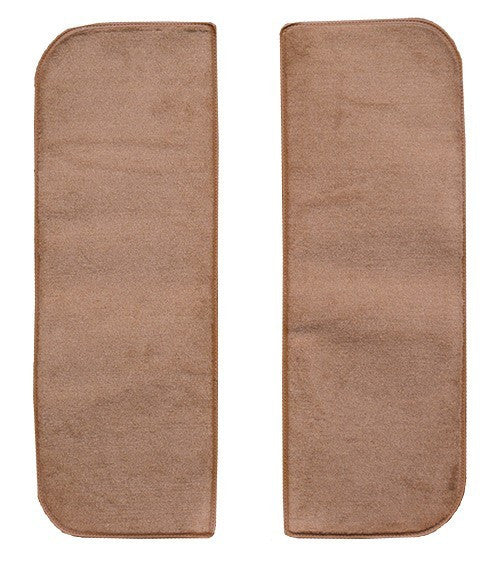 1960-1966 Chevrolet K20 Pickup Inserts without Cardboard Flooring [Door Panel]