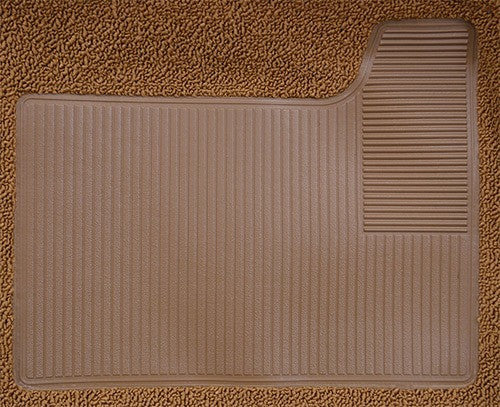 1970-1972 Buick GS 2 Door 4 Speed without Console Flooring [Complete]
