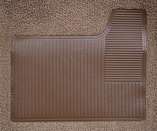 1970-1973 Chevrolet Camaro Automatic without Tail Flooring [Complete]