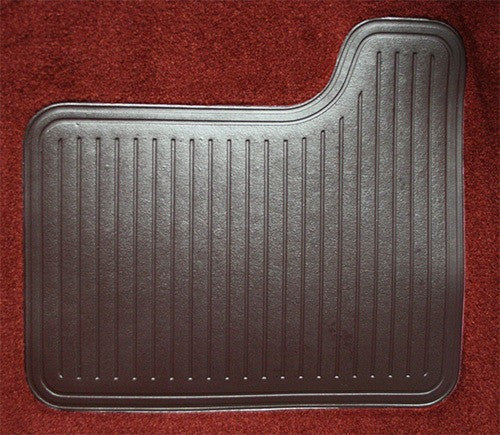 1971-1973 Oldsmobile 98 2 Door Flooring [Complete]