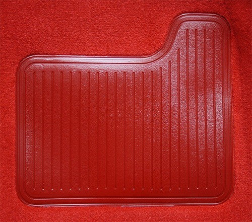 1971-1973 Chevrolet Caprice 4 Door Post Flooring [Complete]