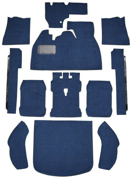 Volkswagen Super Beetle Flooring Sets