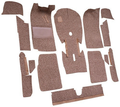 1966-1976 BMW 2002 2 Door Cut & Sewn BMW Material Flooring [Complete]