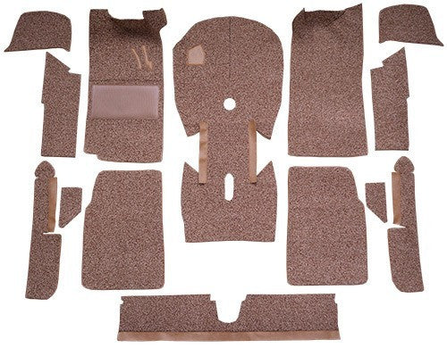 1966-1976 BMW 2002 2 Door Cut & Sewn Flooring [Complete]