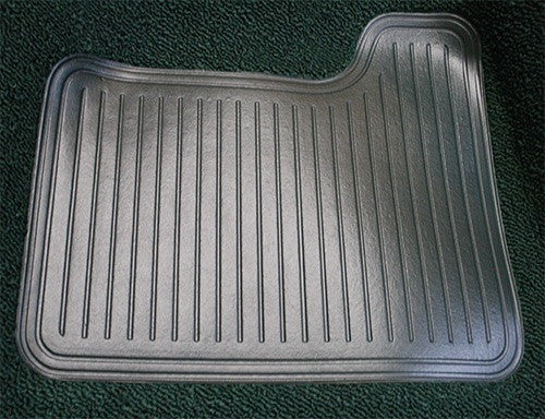1974-1975 Chevrolet Malibu 2 Door Automatic Flooring [Complete]