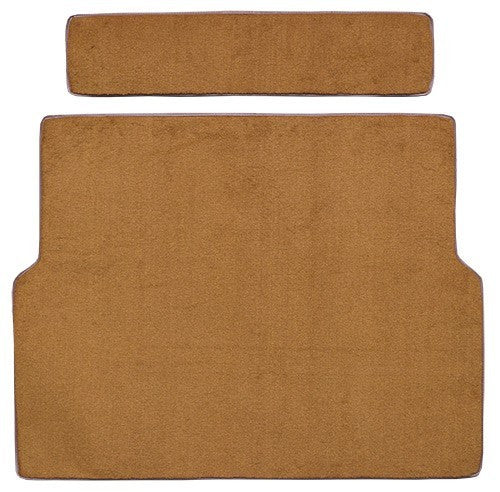 1975-1976 Chevrolet Vega Cosworth Flooring [Cargo Area]