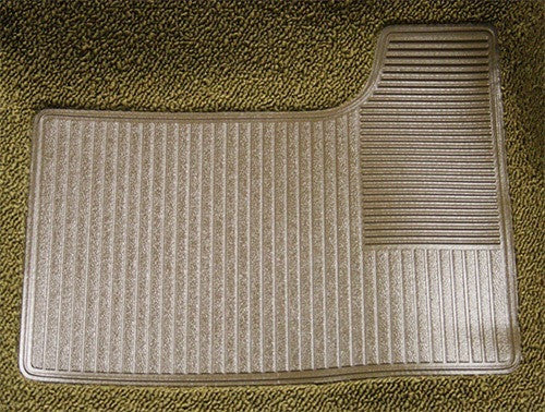 1974-1975 Buick Apollo 4 Door Flooring [Complete]