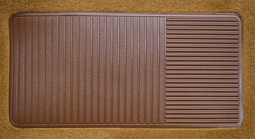 1976-1981 Chevrolet Camaro Flooring without Console Flooring [Complete]