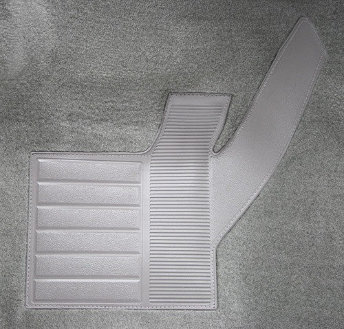 1978-1980 Chevrolet Corvette Front with Console Strips Kick Panels and Door Panels Flooring [Front]