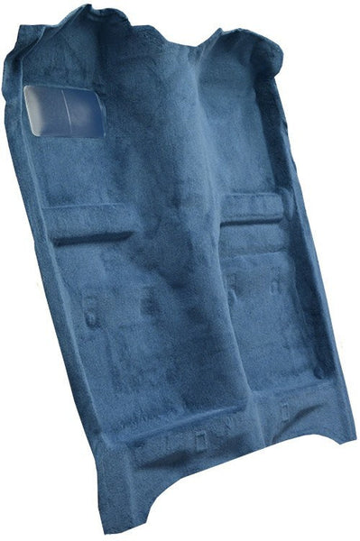 1981-1982 Mercury Cougar 2 Door Flooring [Complete]