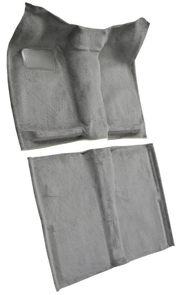 1984-1985 Nissan 720 Ext Cab Flooring [Complete]
