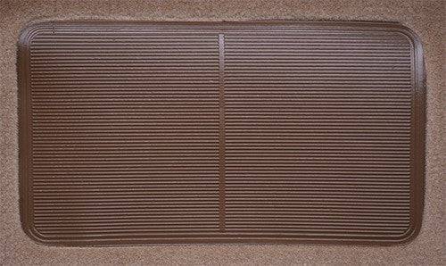 1982-1987 Lincoln Continental 4 Door Flooring [Complete]