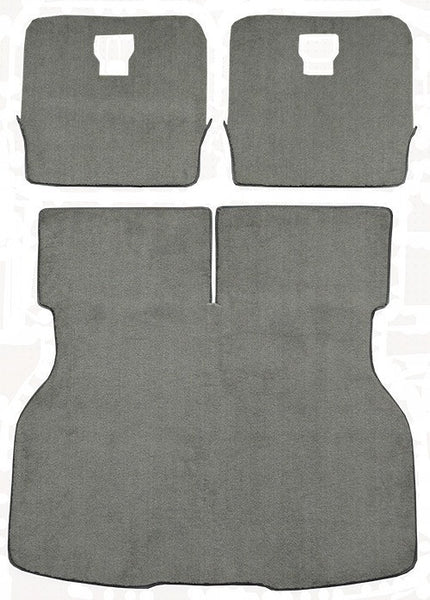 1983-1986 Mercury Capri  Flooring [Cargo Area]