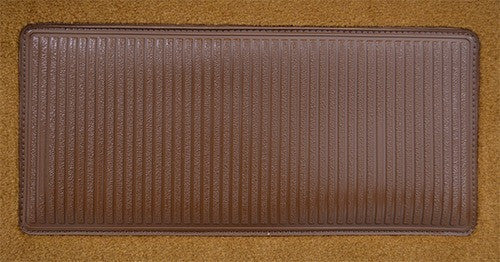 1990-1995 Chrysler Town & Country Van Flooring [Passenger Area]