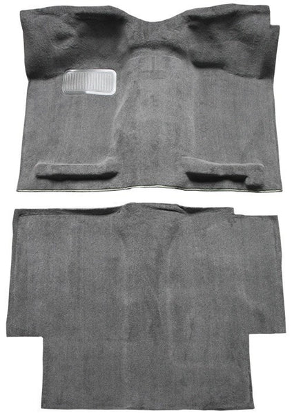 1995-1997 Nissan Pickup Ext Cab Flooring [Complete]