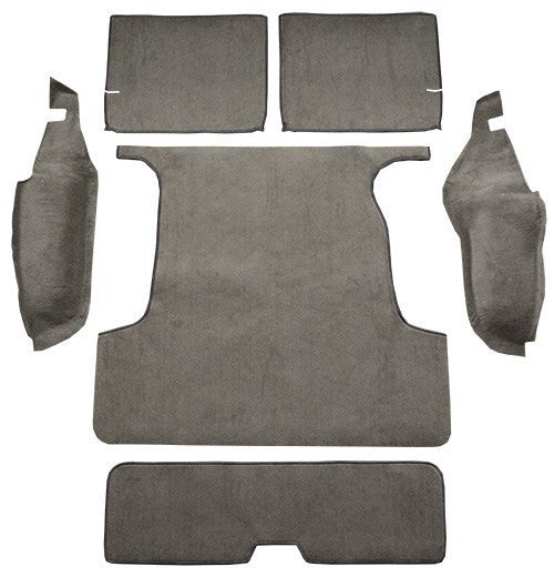 1990-1995 Toyota 4Runner 4 Door Flooring [Cargo Area]