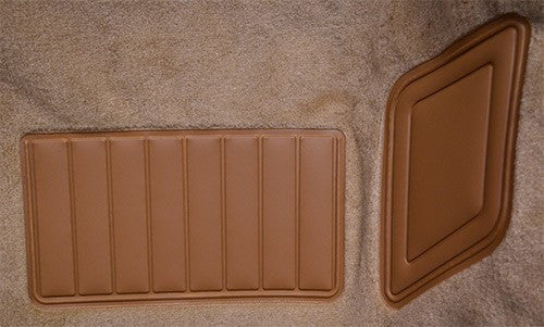 1991-1995 Acura Legend 2 Door Coupe & 4 Door Sedan Flooring [Complete]