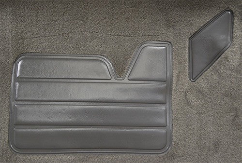 1992-1994 Chevrolet Blazer 2 Door without Heat Vents Complete Flooring [Complete]