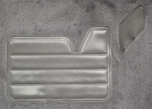 1992-1998 Chevrolet C1500 Suburban without Heat Vents Flooring [Passenger Area]