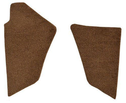 1988-1998 Chevrolet K2500 Inserts without Cardboard Flooring [Kick Panel]